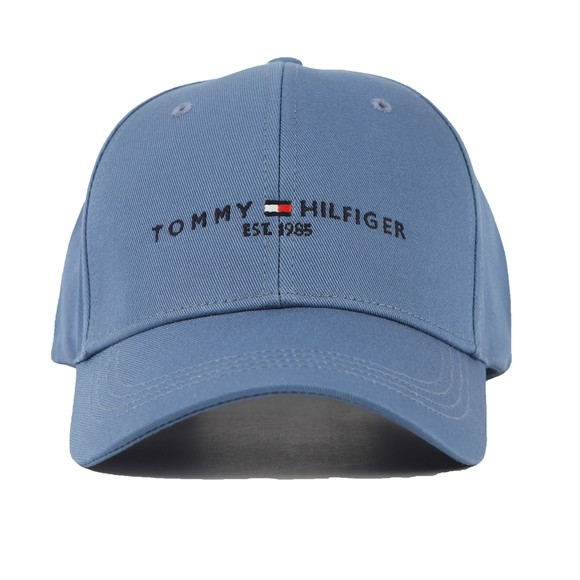 Tommy Hilfiger Mens Blue Established Cap