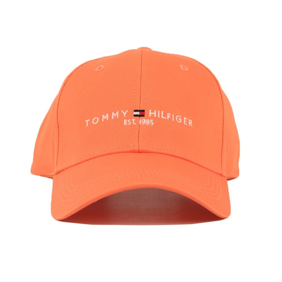 Tommy Hilfiger Mens Pink Established Cap
