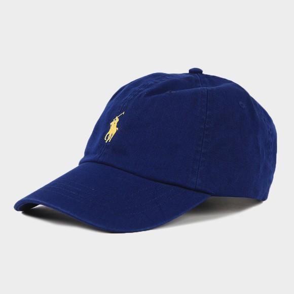 Polo Ralph Lauren Mens Blue Ralph Lauren Classic Sport Cap