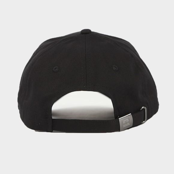 Tommy Hilfiger Mens Black Established Cap main image