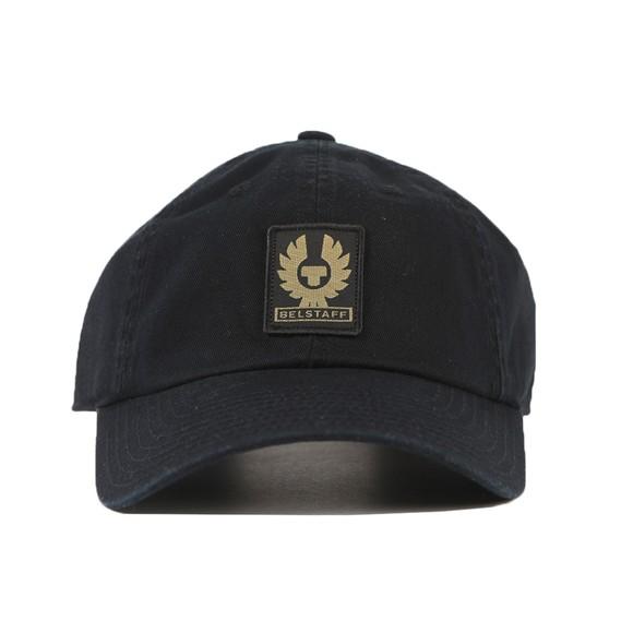 Belstaff Mens Black Phoenix Basic Logo Cap