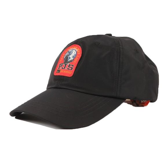 Parajumpers Mens Black Bravo Cap