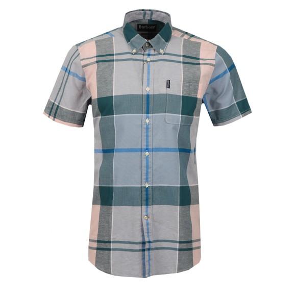 Barbour Lifestyle Mens Pink S/S Douglas Shirt main image