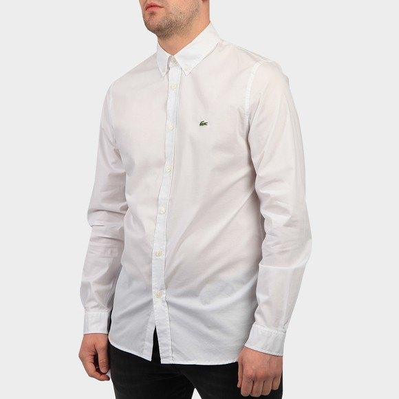 Lacoste Mens White CH7221 Shirt main image