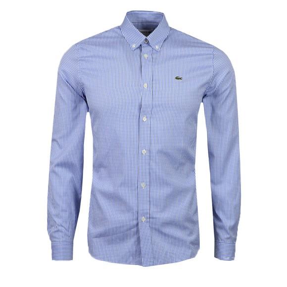 Lacoste Mens Blue CH2932 Shirt
