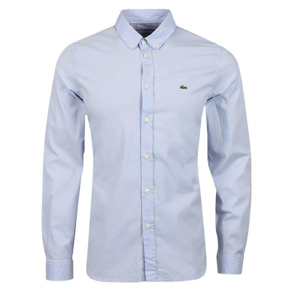 Lacoste Mens Blue CH7221 Shirt