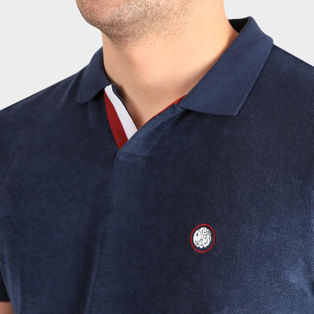 Tilby Towelling Polo Shirt main image