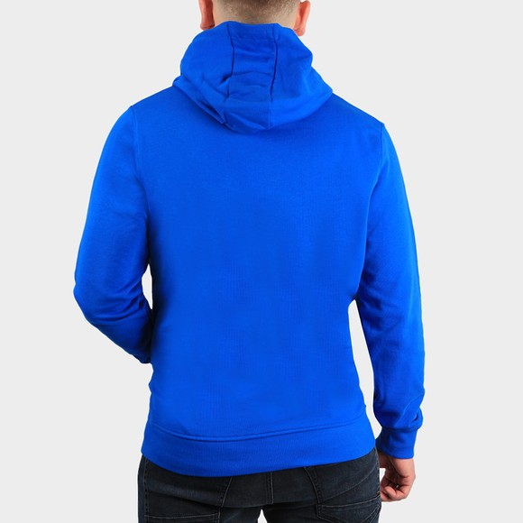 Lyle and Scott Mens Blue Pullover Hoodie main image