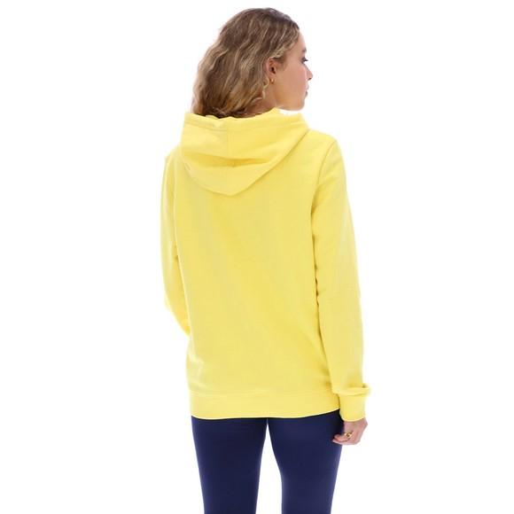 Fila Womens Yellow Clementina Hoody