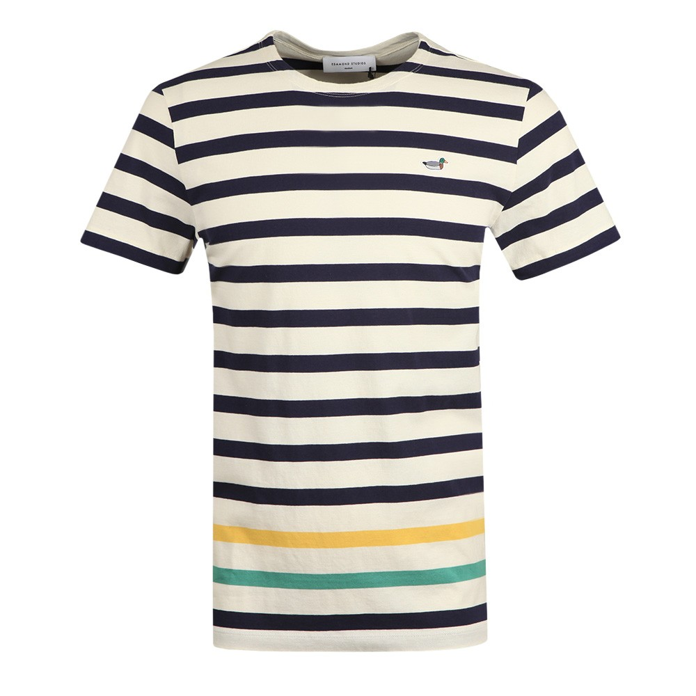 Intruder Stripe Duck T Shirt