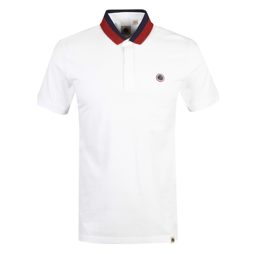 Tilby Contrast Collar Polo Shirt main image