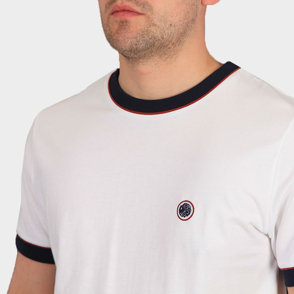 Tilby Tipped T Shirt main image