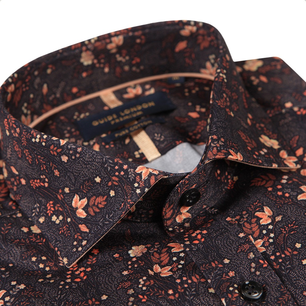 Leaf Print Shirt main image