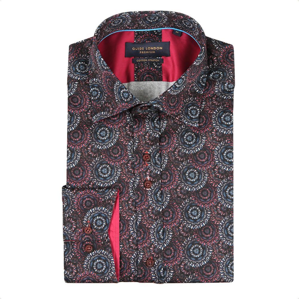 Pattern Swirls Shirt main image
