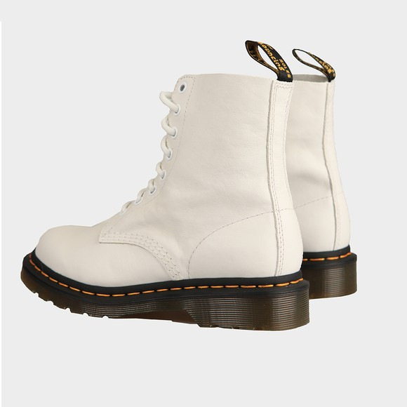 Dr. Martens Womens White Pascal Boot main image