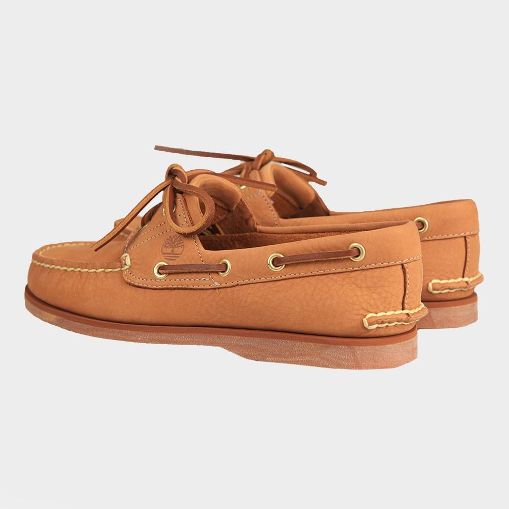 Nubuck Boat Shoe main image