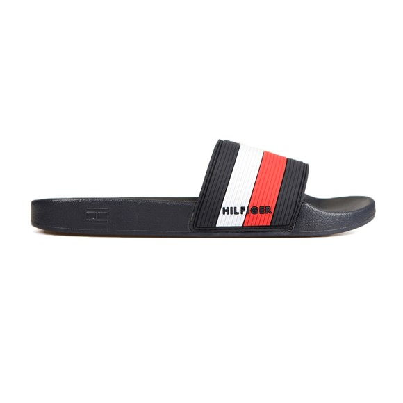 Tommy Hilfiger Mens Blue Essential Corporate Slide main image