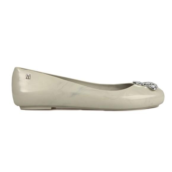 Vivienne Westwood Anglomania X Melissa Womens Grey Marble Sweet Love Viv Shoe