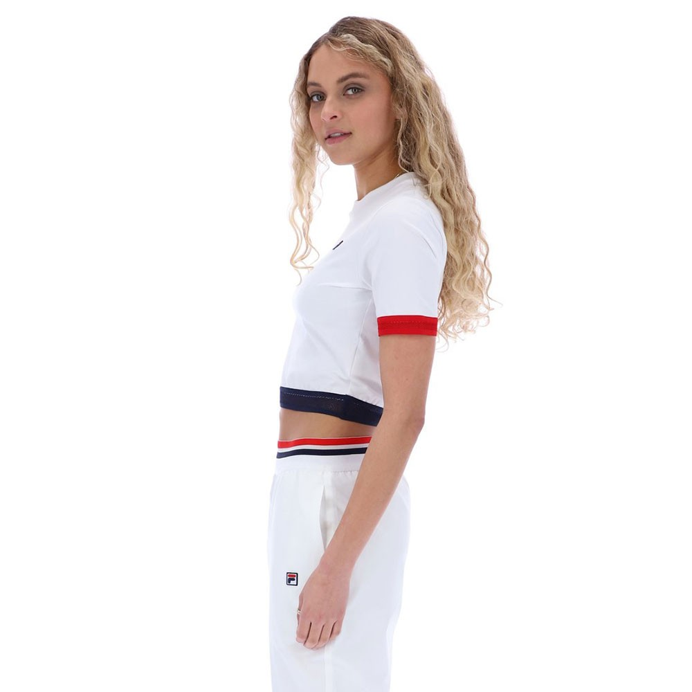Cattia Crop T Shirt main image