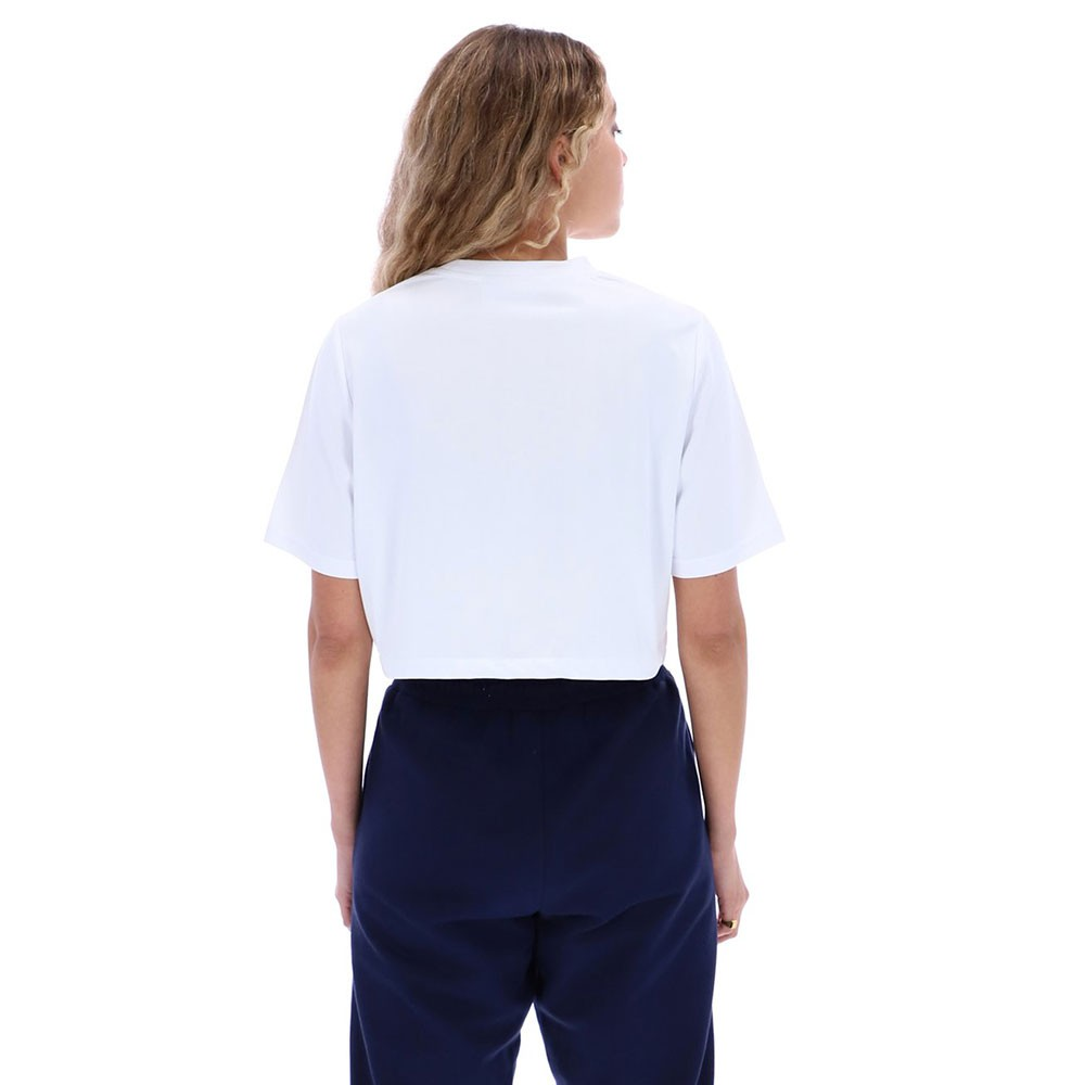 Nicoletta Crop Logo T Shirt main image