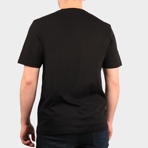 Diesel Mens Black T-Just A35 T-shirt main image