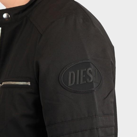 Diesel Mens Black Glory Jacket main image