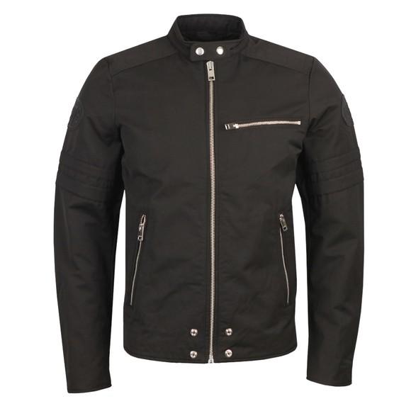 Diesel Mens Black Glory Jacket