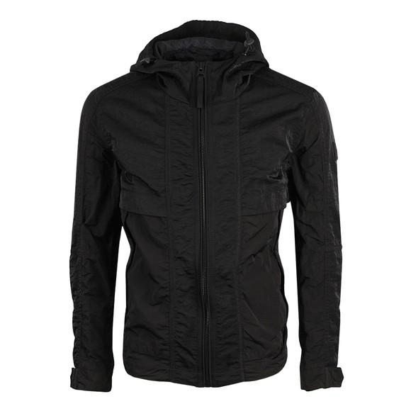 BOSS Mens Black Casual Onic Jacket