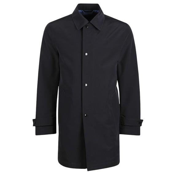 BOSS Mens Blue Formal Dain5 Coat