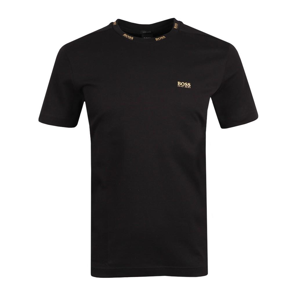Athleisure Tee Gold T Shirt