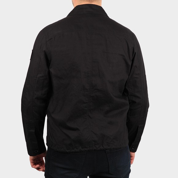 Belstaff Mens Black Recon Overshirt main image