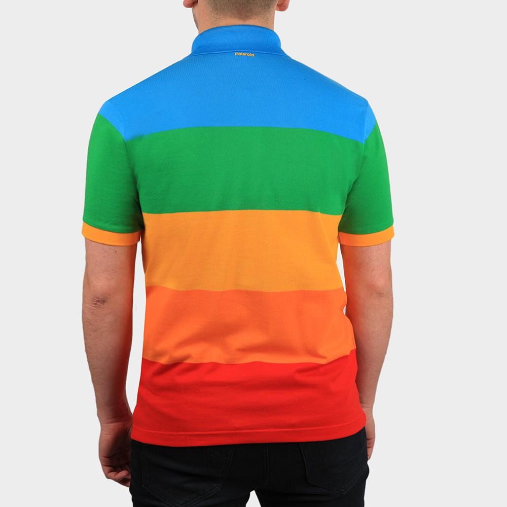 PH2082 Stripe Polo Shirt main image