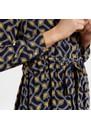 Kwalaa Modernity Printed Long Sleeve Dress additional image