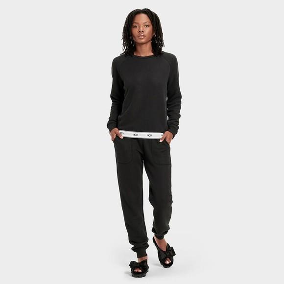Ugg Womens Black Cathy Jogger main image
