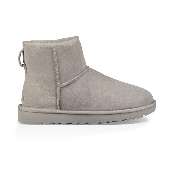 Ugg Womens Grey Classic Mini II Boot