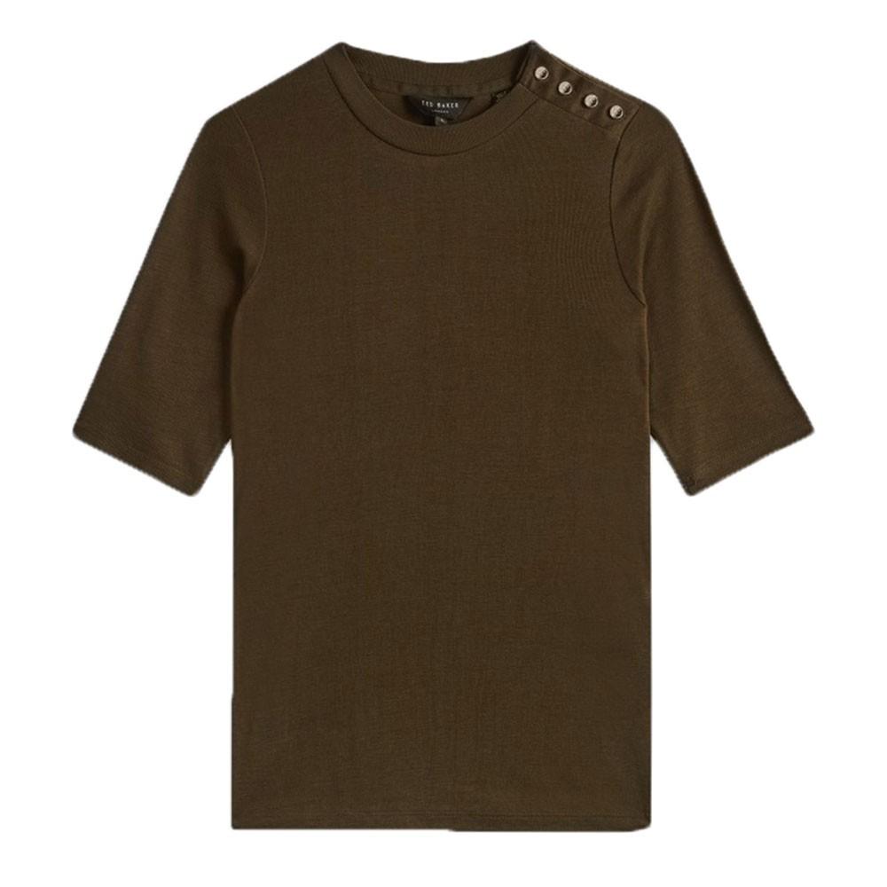 Jasmyhn Rib T-Shirt main image