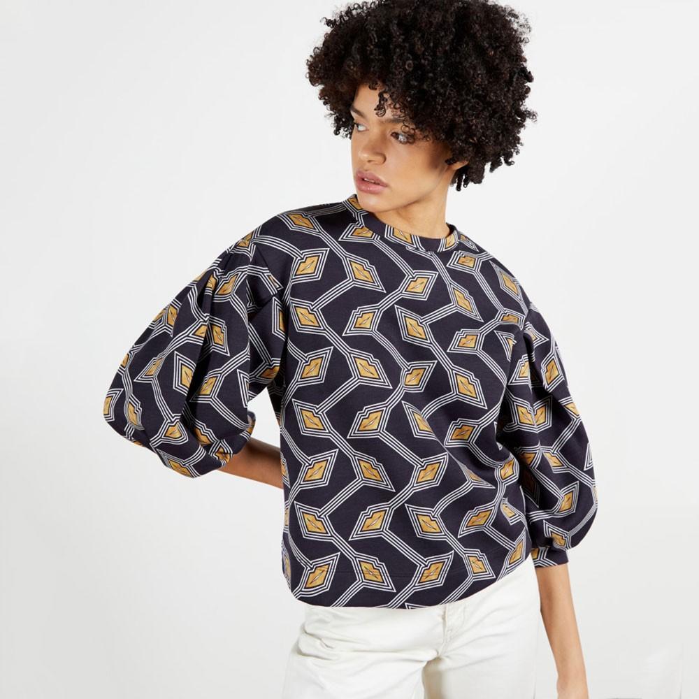 Lipsah Modernity Printed Sweatshirt main image