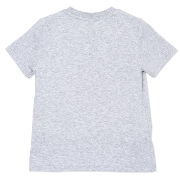 Kenzo Kids Boys Grey K25101 Tiger & Elephant T Shirt main image
