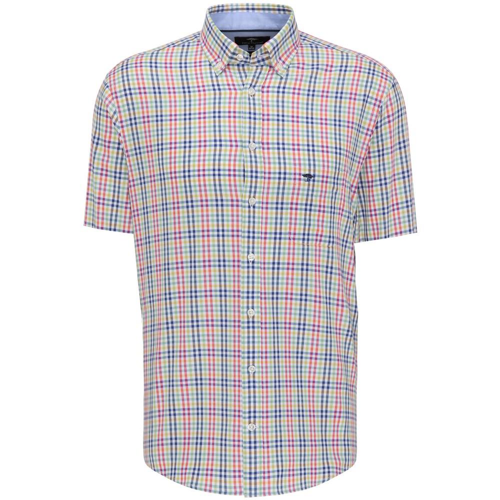 Combi Check Short Sleeve Shirt main image