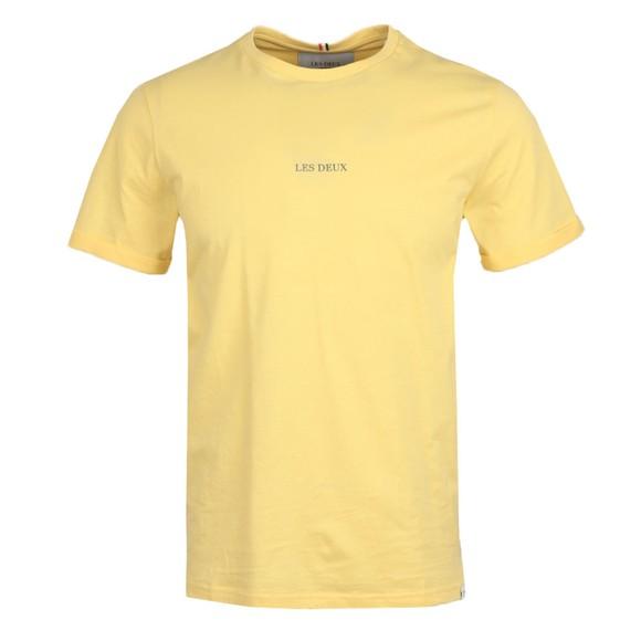 Les Deux Mens Yellow Lens T-Shirt