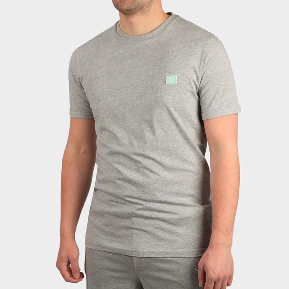 Les Deux Mens Grey Piece T-Shirt