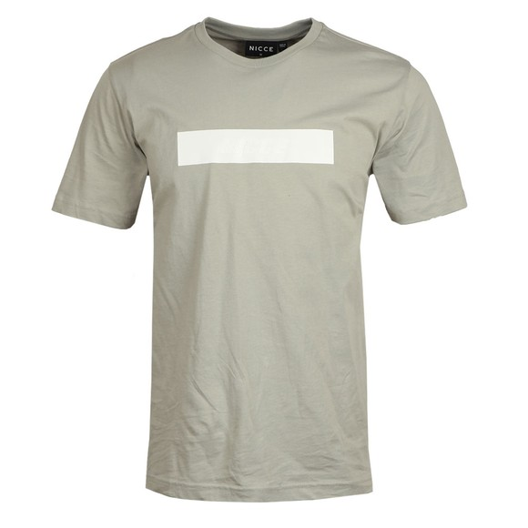 Nicce Mens Turquoise Lima T-Shirt