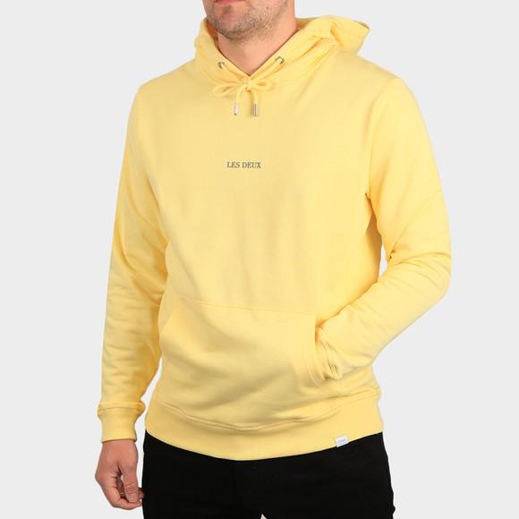 Les Deux Mens Yellow Lens Hoody
