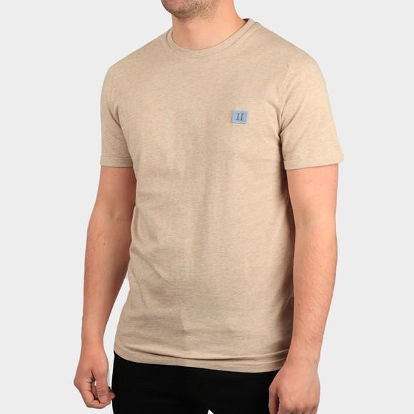 Les Deux Mens Brown Piece T-Shirt
