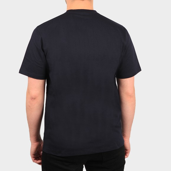 Carhartt WIP Mens Blue University T-Shirt main image