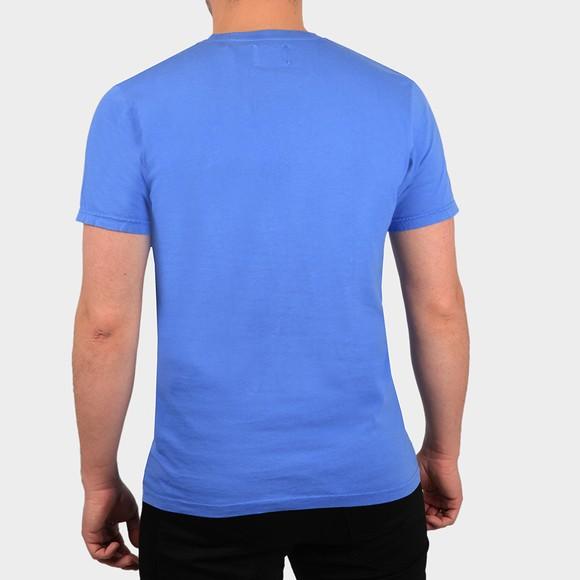 Colorful Standard Mens Blue Organic T-Shirt main image