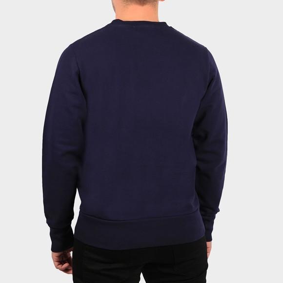 Edmmond Studios Mens Blue Duck Hunt Sweatshirt main image
