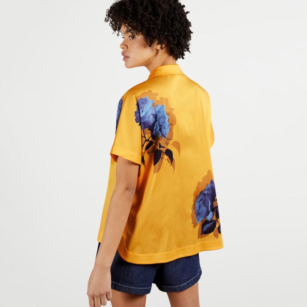 Aidenn Modernity Oversize Short Sleeve Shirt main image