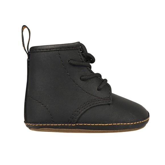 Dr. Martens Boys Black 1460 Crib Shoe