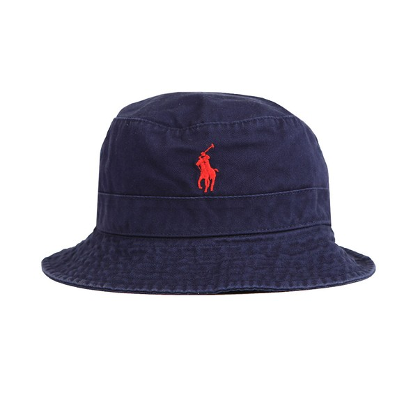 Polo Ralph Lauren Mens Blue Loft Bucket Hat